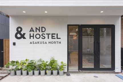Fotos von &And Hostel-Asakusa North-