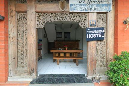 Photos de Halaman Depan Hostel Ubud