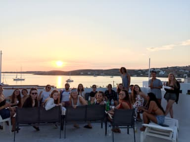 Fotos de Paros Backpackers