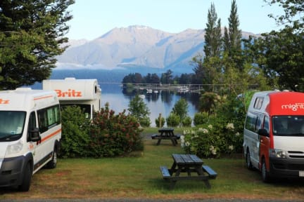 Foto di Te Anau Lakeview Kiwi Holiday Park & Motels