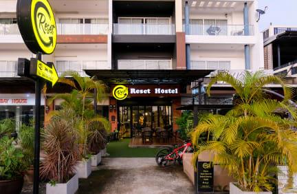 Reset Hostelの写真