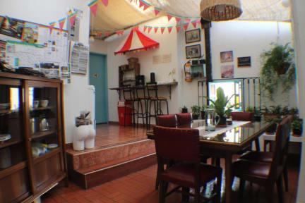 Zdjęcia nagrodzone Hostel Casu