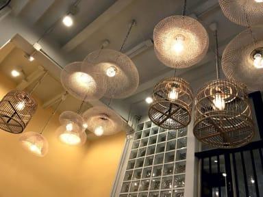Kinnon Deluxe Hostel Coworking Cafe照片