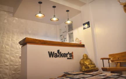 Fotografias de Walkers House Hostel