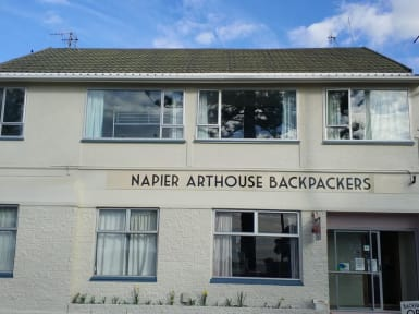 Bilder av The Art House Backpackers