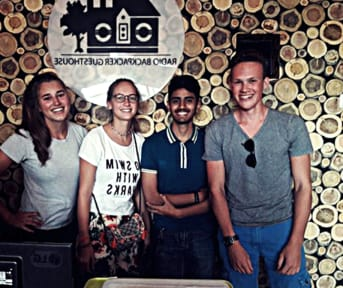Foto di Radio Backpacker Guesthouse