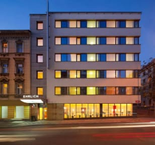 Zdjęcia nagrodzone Hotel Ehrlich