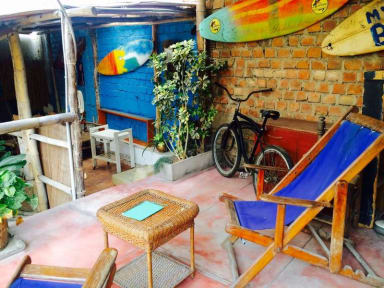 Foto's van Blue House Backpacker Hostel