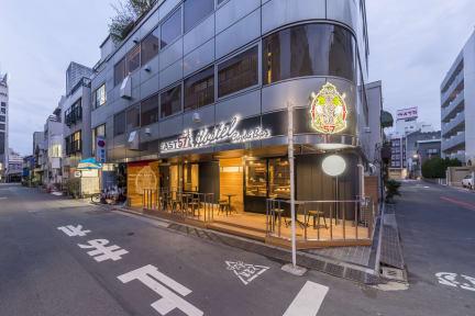 Fotografias de Hostel&Café East57 Asakusabashi