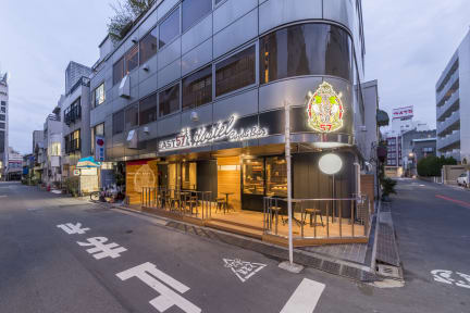 Hostel&Café East57 Asakusabashi tesisinden Fotoğraflar