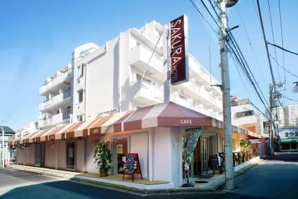 Foton av Sakura Hotel Nippori