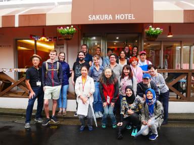Foto di Sakura Hotel Nippori