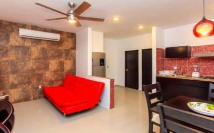 Luxury Condo Suites Ripoll 5ta. AVE照片