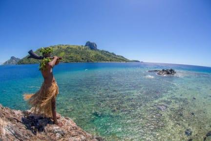 Bilder av Barefoot Kuata Island