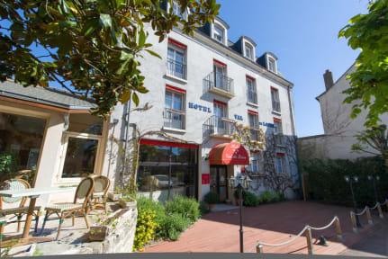 Hotel Val De Loire tesisinden Fotoğraflar
