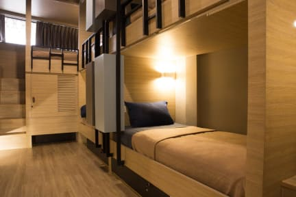 Bed Box Khaosan Hostel照片