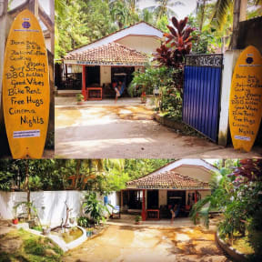 Unawatuna Singha Lounge tesisinden Fotoğraflar