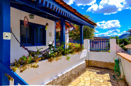 Zdjęcia nagrodzone Jardim Secreto Hostel