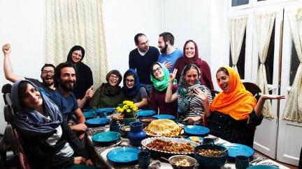 Anar Guesthouse Isfahanの写真