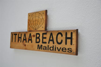 Ithaa Beach Maldives照片