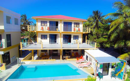 Kuvia paikasta: The Club Caye Caulker Beach Hostel