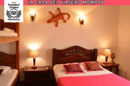 호스탈 라 카사 델 비아헤로 몸포스의 사진
