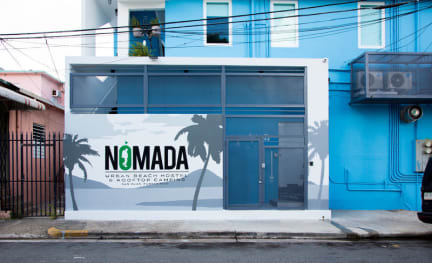 Nomada Urban Beach Hostel照片