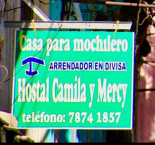 Фотографии Hostal Camila y Merci