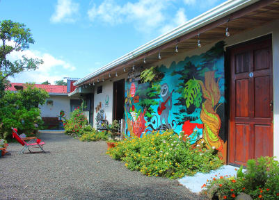 Fotky Casa Jungle Monteverde Bed & Breaskfast