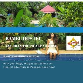 Fotky Bambu Hostel