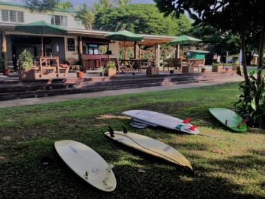 Photos of Rendezvous surf camp Fiji