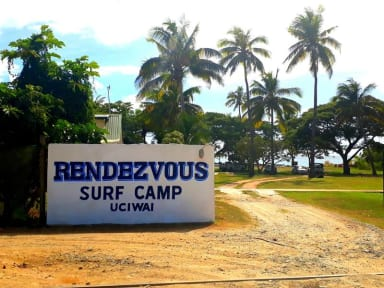 Rendezvous surf camp Fijiの写真