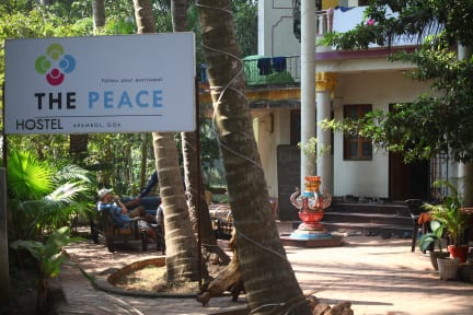 Foto di The Peace Hostel, Arambol