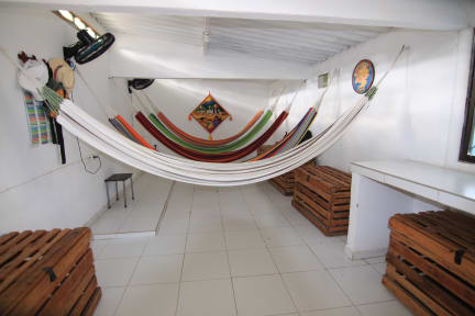 Foto di Hammocks Hostel