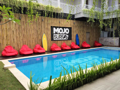 Photos of Mojosurf Camp Canggu