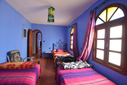 Fotky Hostel Mauritania
