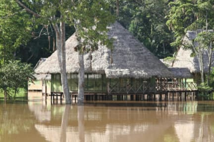 Amazonian Trips - Chullachaqui Eco Lodge tesisinden Fotoğraflar