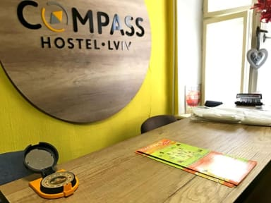 Fotos de Compass Hostel Lviv