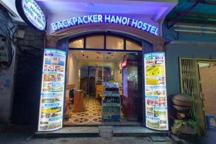 Fotografias de Backpacker Hanoi Hostel
