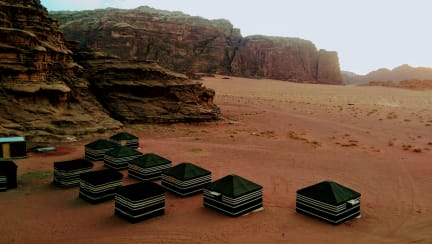 Beyond Wadi Rum Campの写真