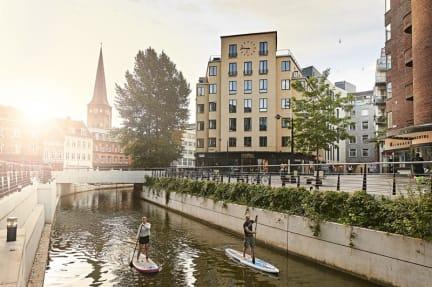 Zdjęcia nagrodzone Danhostel Aarhus City