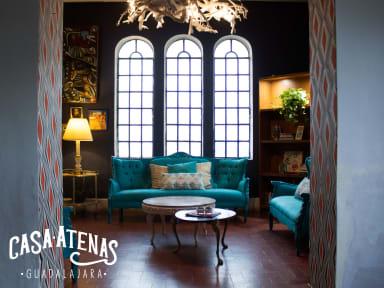 Zdjęcia nagrodzone Casa Atenas