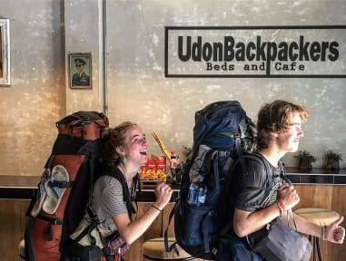 UdonBackpackers Beds and Cafeの写真