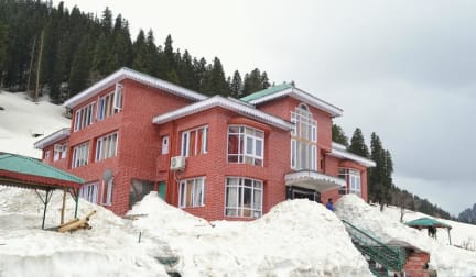 Foton av Hotel Glacier Heights