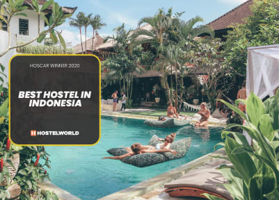 Foto di Puri Garden Hotel & Hostel