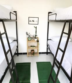 Fotos von Bed and Bicycle Hostel