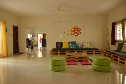 Fotos von BEEHIVE COMMUNE HYDERABAD