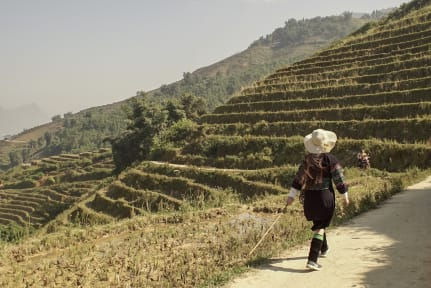 Zdjęcia nagrodzone Hmong Sister House