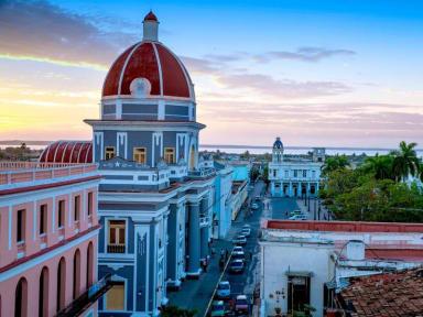 Fotografias de Cienfuegos Casa Maricela