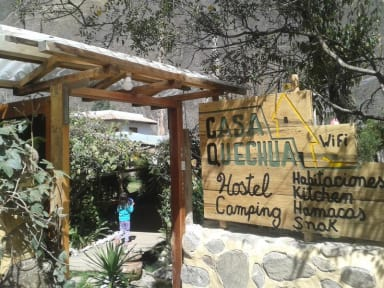 Foto di Casa Quechua Hostel & Camping